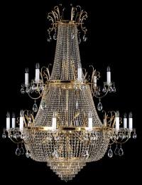 Хрустальный светильник Artglass серия VIRGINIE