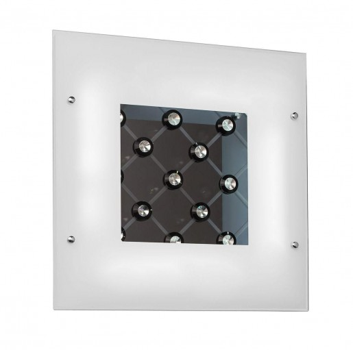 Настенный светодиодный светильник Silver Light Style Next 807.40.7
