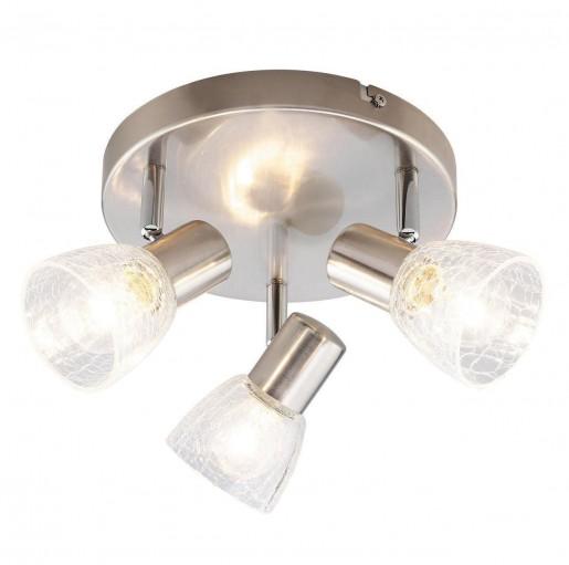 Спот Silver Light Сrackle 301.35.3