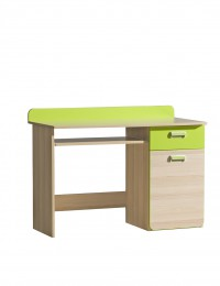 стол письменный L10 зеленый