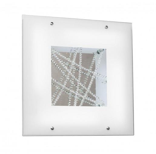 Настенный светодиодный светильник Silver Light Style Next 802.40.7