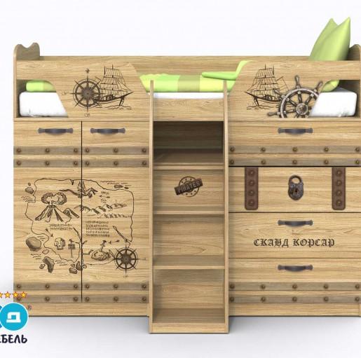 Кровать «Корсар-1»