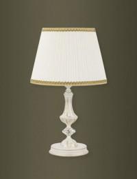 Декоративная настольная лампа Kutek Lugano LUG-LN-1(BZ/A)