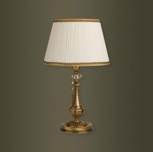 Декоративная настольная лампа Kutek Portofino POR-LG-1(P/A)