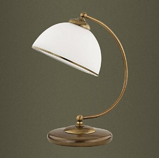 Декоративная настольная лампа Kutek Vito VIT-LG-1(P)