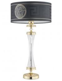 Декоративная настольная лампа Kutek Averno AVE-LG-1(P/A)