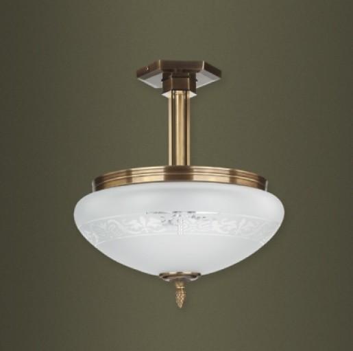 Потолочный светильник Kutek Decor DEC-PL-3(P)