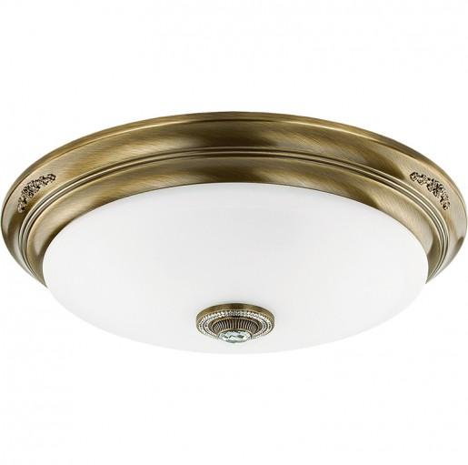 Потолочный светильник Kutek Bellagio BEL-PL-3(P)