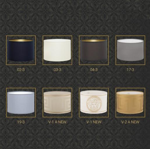 Люстра на штанге Kutek Decor Versace DEC-ZW-3(P/A)