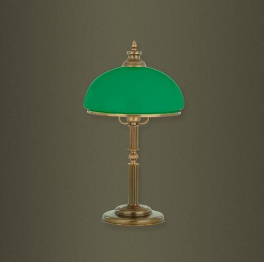 Декоративная настольная лампа Kutek Sorrento SOR-LGR-1(P)GR