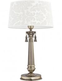 Декоративная настольная лампа Kutek Roma ROM-LG-1(ZM/A)