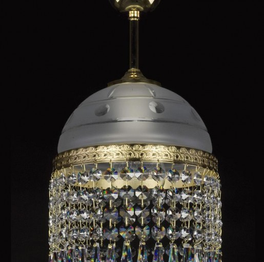 Люстра хрустальная Artglass CASSANDRA I. POLISHED CE