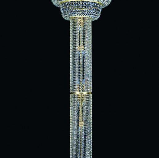 Люстра Artglass COLUMN DIA 800 CE