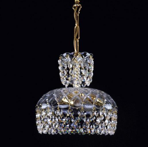 Люстра подвесная Artglass ELANED I. CHAIN CE