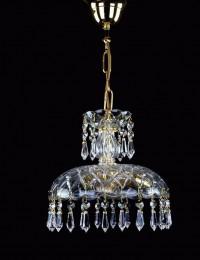 Люстра подвесная Artglass ELANED I. DROPS CE