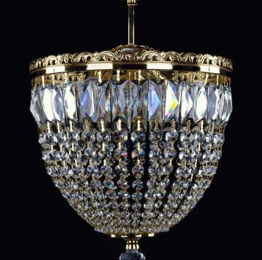 Светильник потолочный Artglass FATIMA II. POLISHED CE