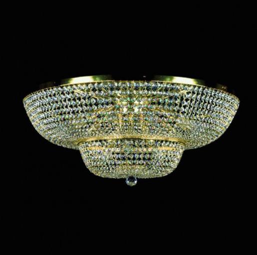 Светильник потолочный Artglass GEENA DIA 800 CE