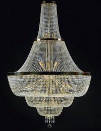 Большая хрустальная Люстра Artglass GEMMA DIA 1100 CE