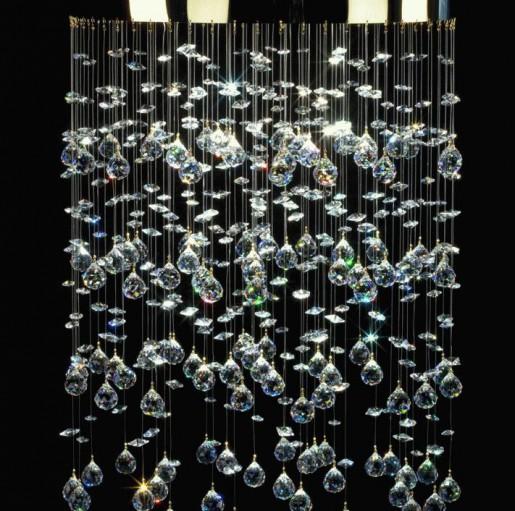 Светильник потолочный Artglass JENNIFER CE