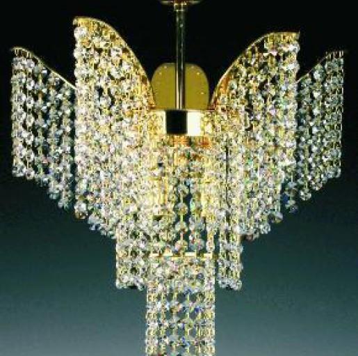 Светильник потолочный Artglass OxANA II. FULL CUT CE