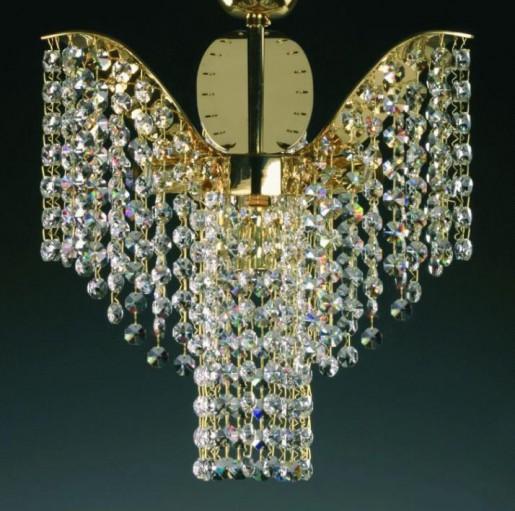 Светильник потолочный Artglass OxANA I. FULL CUT CE