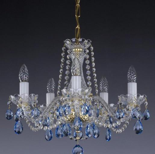 Люстра хрустальная Artglass RADKA V. FULL CUT R14 - 6006