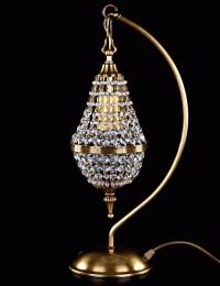 Настольная лампа Artglass ROBYN LIGHT PATINA CE