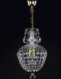 Люстра хрустальная Artglass VIVIEN I. VACHTLE CE