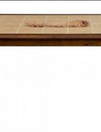 Стол обеденный СТ 3760Р, темный дуб
