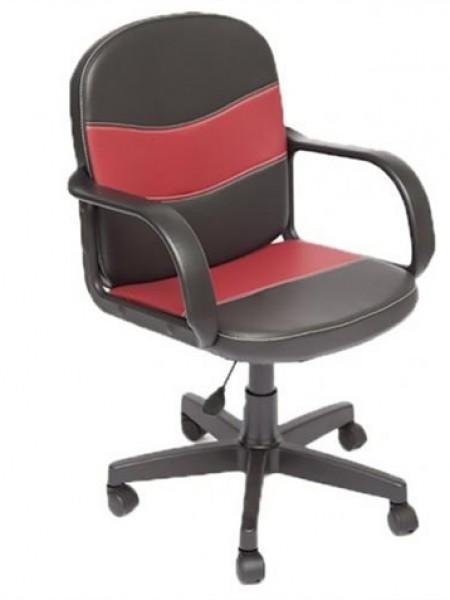 Кресло офисное Baggi, кожзам
