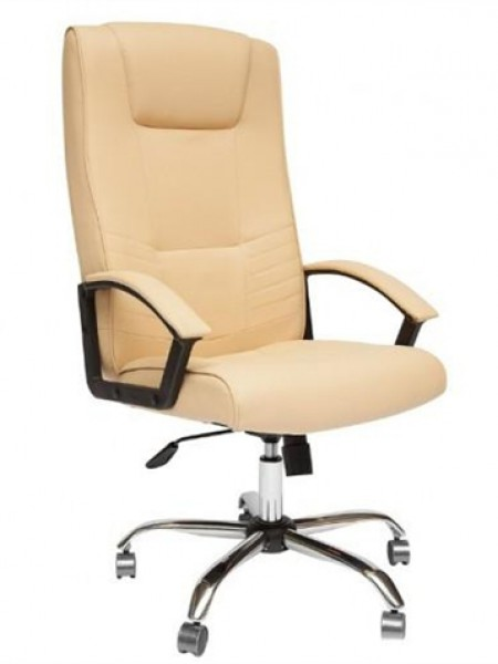 Кресло офисное Maxima, хром