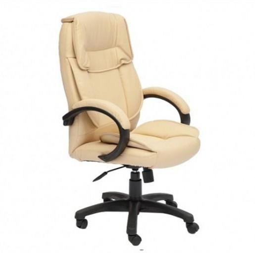 Кресло офисное Ореон, кожзам
