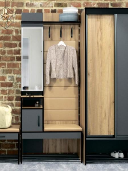 Модульная мебель для прихожей Ольга Лофт
