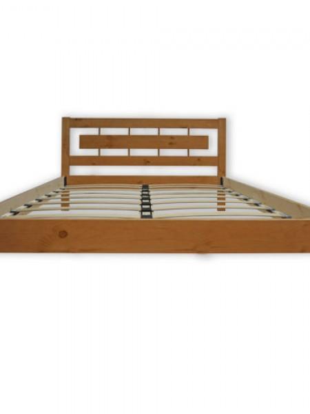 Кровать из массива Соло-2
