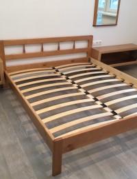 Кровать из масива Икея