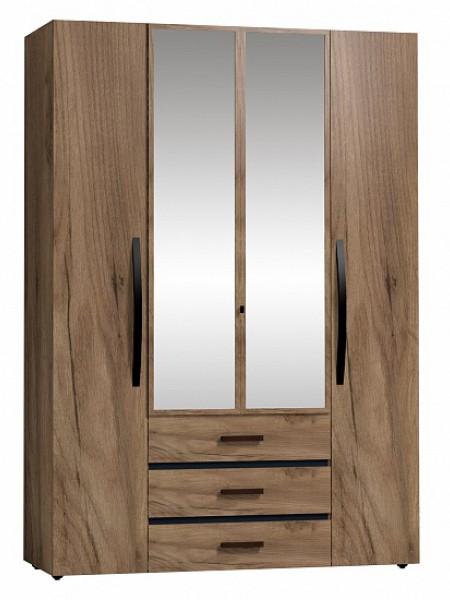 Шкаф для одежды и белья 555 «Nature»