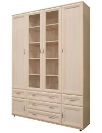 Шкаф № 170 4-х дверный
